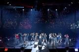 『HKT48春のライブツアー 〜サシコ・ド・ソレイユ 2016〜』初日公演より(C)AKS
