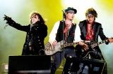 ハリウッド・ヴァンパイアーズ(写真左からアリス・クーパー、ジョニー・デップ、ジョー・ペリー)Photo by Getty Images