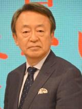 櫻井翔との再タッグに「いいコンビだと思います」と語った池上彰 (C)ORICON NewS inc.