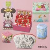 銀座コージーコーナーからディズニーデザインのひな祭りギフト6種が発売