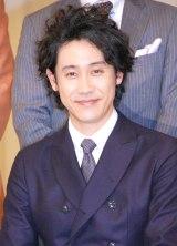 『第58回ブルーリボン賞』で主演男優賞を受賞した大泉洋 (C)ORICON NewS inc.