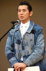 『第58回ブルーリボン賞』で助演男優賞を受賞した本木雅弘 (C)ORICON NewS inc.