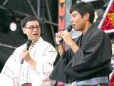 ドラマ『刑事7人』のトークイベントに出席した鈴木浩介、高嶋政宏 (C)ORICON NewS inc.