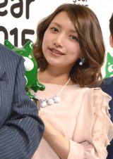 『BLOG of the year 2015』で優秀賞を受賞した後藤真希 (C)ORICON NewS inc.