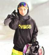「セパレートスノーボード」誕生当初から楽しんでいる、セミプロボーダー・お寺島直人さん (C)oricon ME inc.