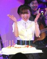 『加護亜依 28th Birthday Live』 (C)ORICON NewS inc.