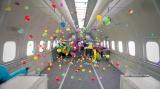 無重力空間で撮影された「アップサイド・ダウン&インサイド・アウト」MV