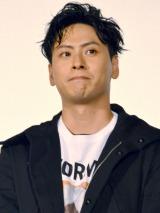 映画『Born in the EXILE〜三代目 J Soul Brothersの奇跡〜』初日舞台あいさつに登壇した三代目 J Soul Brothers・山下健二郎 (C)ORICON NewS inc.