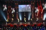11人組「BOYS AND MEN」が急きょ9人でZepp DiverCity公演を敢行