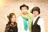 福田明日香(左)が第1子出産を発表