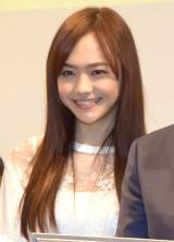 地元福島の復興へ「積極的に活動したい」と語った松井愛莉 (C)ORICON NewS inc.