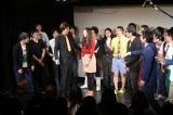 1月下旬、下北沢の劇場で公開プロポーズ! (C)TBS