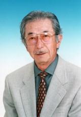 「功労賞」を受賞した中村正
