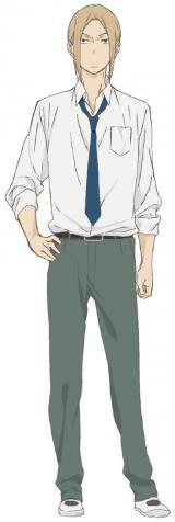 細谷佳正が演じる太田 (C) ウダノゾミ/スクウェアエニックス・製作委員会はいつもけだるげ