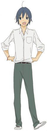 井口祐一が演じる加藤 (C) ウダノゾミ/スクウェアエニックス・製作委員会はいつもけだるげ