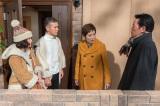 秋野暢子が遠藤憲一の姉役で登場 蓮佛&渡部にかみつく (C)関西テレビ