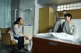 水崎綾女(左)と三浦春馬(右)の共演は映画『進撃の巨人』以来となる(C)TBS
