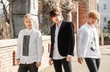 オープニング曲を担当する3人組ユニット・THE DU(ザドゥ)