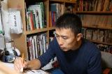 3月17日(木)放送の 『浦沢直樹の漫勉』に登場する五十嵐大介氏 (C)NHK