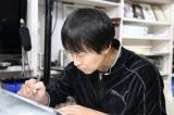 3月24日(木)放送の 『浦沢直樹の漫勉』に登場する古屋兎丸 (C)NHK