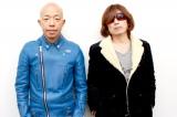 (左から)バイきんぐ・小峠英二、SHERBETS・浅井健一 (C)oricon ME inc.