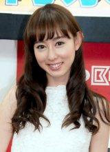 第1子出産を報告した秋山莉奈(C)ORICON NewS inc.