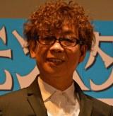 アニメ映画『モンスター・ホテル2』初日舞台あいさつに登壇した山寺宏一 (C)ORICON NewS inc.