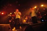 若旦那&尾崎裕哉共作曲「ハル 〜feat. Hiroya Ozaki〜」をライブ初披露 Photo by Aki Saito