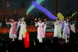 横浜アリーナでソロライブを開催することが決まったももいろクローバーZの佐々木彩夏(中央) Photo by HAJIME KAMIIISAKA
