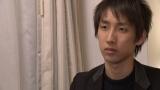 高等学校の部の課題曲「次元」の作詞を手がけた直木賞作家の朝井リョウ氏(C)NHK