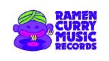 奥田民生自主レーベル「ラーメンカレーミュージックレコード」ロゴ