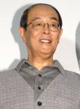 映画『あやしい彼女』完成披露試写会に出席した志賀廣太郎 (C)ORICON NewS inc.