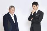 """""""たけしマニア""""西島秀俊は『女が眠る時』共演で「あんなたけしさん、いままで見たことがなかった」(写真:逢坂 聡)"""
