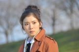 『週刊フォーラム』編集部に配属された新入社員、如月夏希(松岡茉優)。福田和子事件を取材するうちに、記者としての自覚が芽生えていく(C)テレビ朝日