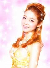 WOWOW『連続ドラマW きんぴか』でキャバクラ嬢を演じる藤澤恵麻(C)WOWOW