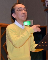 『たいせつなあなたへ』公開レコーディングに指揮者として参加した新垣隆氏 (C)ORICON NewS inc.