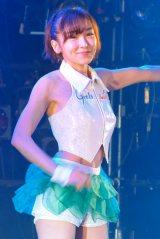 Girls Beat!!を卒業した加護亜依 (C)ORICON NewS inc.
