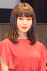 映画『蜜のあわれ』(4月1日公開)試写会後トークイベントに登場した二階堂ふみ (C)ORICON NewS inc.