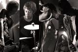 6月をめどにバンド活動休止を発表したJELLYFiSH FLOWER'S
