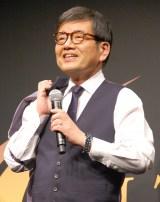『ライザップ』で肉体改造をした森永卓郎氏 (C)ORICON NewS inc.
