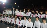 映画『桜ノ雨』(5日公開)学生限定完成披露試写会に出席した山本舞香 (C)ORICON NewS inc.