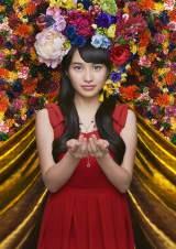 ももいろクローバーZの百田夏菜子(3rdアルバム『AMARANTHUS』ビジュアル)