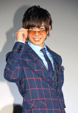 BOYS AND MENの田村侑久=『復讐したい』初日舞台あいさつ (C)ORICON NewS inc.