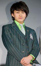 BOYS AND MENの小林豊=『復讐したい』初日舞台あいさつ (C)ORICON NewS inc.
