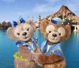 新規ショー「クリスタル・ウィッシュ・ジャーニー」のコスチューム(c)Disney