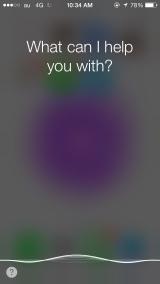 音声認識アシスタント「Siri」を使って、自分の発音チェックしてみよう (C)oricon ME inc.