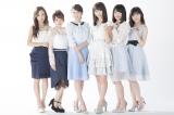 (左から)板野友美、高橋みなみ、前田敦子、宮脇咲良、横山由依、渡辺麻友