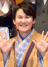 新バラエティー番組『超ハマる!爆笑キャラパレード(仮)』でMCを務める南原清隆 (C)ORICON NewS inc.