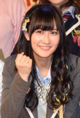 BSスカパー!の特番『NMB48のナイショで限界突破!〜謎のうたワクワク発表会〜』収録に参加した矢倉楓子 (C)ORICON NewS inc.