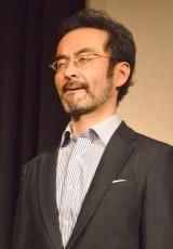 映画『太陽』完成披露試写会に出席した古舘寛治 (C)ORICON NewS inc.